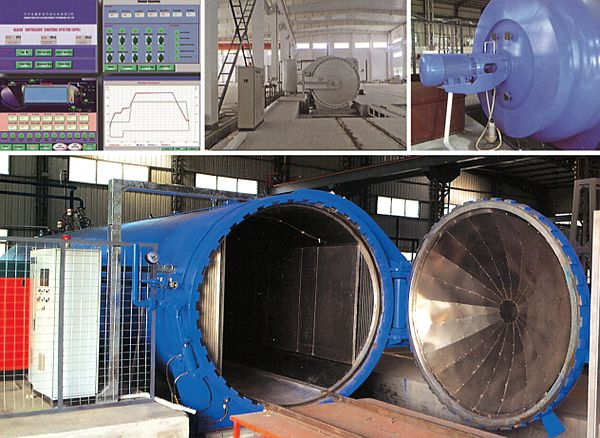 ZTmachine convection glass autoclave