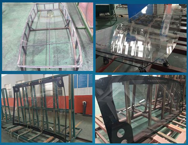 ztmachine glass bending furnace